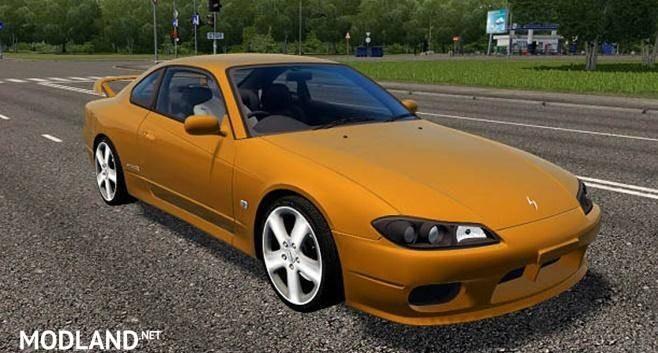 Nissan Silvia S15 [1.5.9]